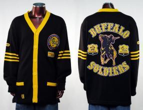 Buffalo Solider Cardigan